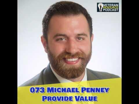073 Michael Penney - Provide Value