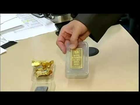 Fake Gold Bars Turn Up in Manhattan NYC Breaking News