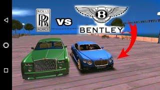 3 SUVs de luxo (parte 2) Mercedes , Bentley e volvo GTA SA Android