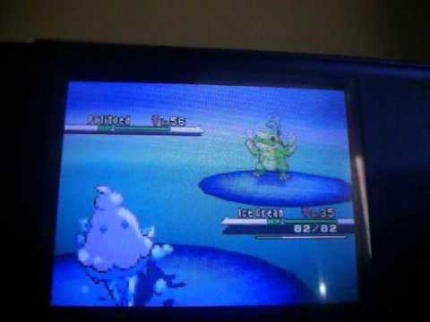 How to catch Politoed in Pokemon Black/White