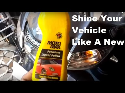 Shine Your Old Vehical in Seconds like Brand New