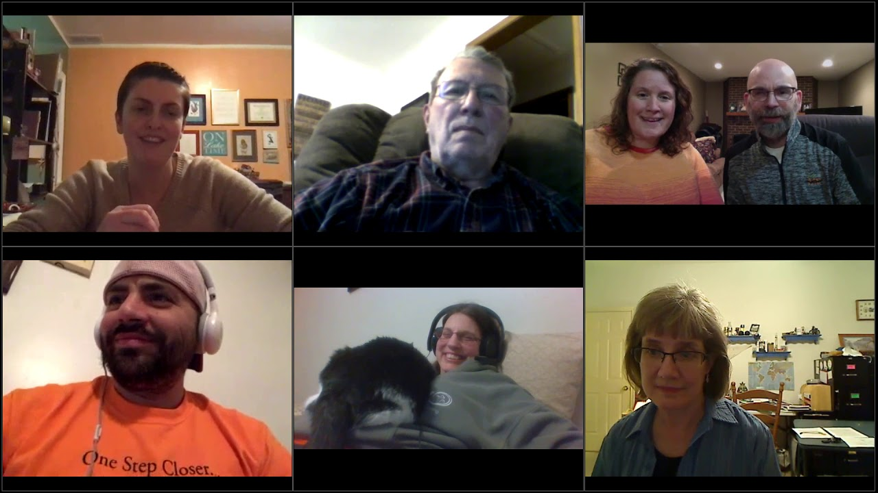 03/24/20 - Multiple Sclerosis Virtual Support Group