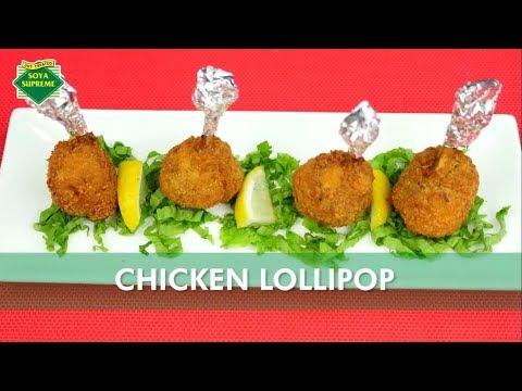 Chicken Lollipop - chicken lollipop gravy recipe/chicken lollipop recipe