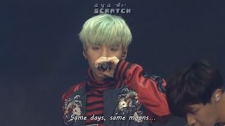 [HYYH] BTS - Tomorrow Live (ENG SUB HD)
