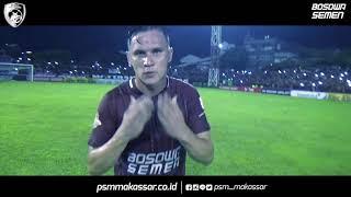 Behind The Scene Psm Makassar Vs Persib Bandung