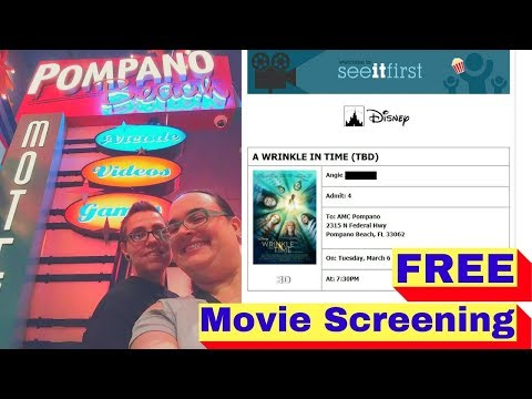 Free Movie Tickets ⁞ Movie Screening ⁞ A Wrinkle in Time ⁞ Movie Review ⁞ S1E18