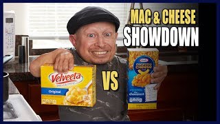EPIC MAC AND CHEESE SHOWDOWN! (Cheesy)
