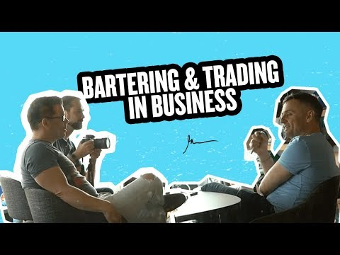 Why Bartering & Trading have High Value for Business with TradeBank | GaryVee Business Meeting