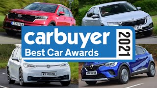 The best new cars you can buy - Carbuyer Best Car Awards 2021