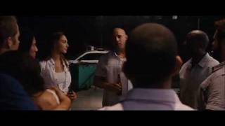 Fast Five (Family Scene)