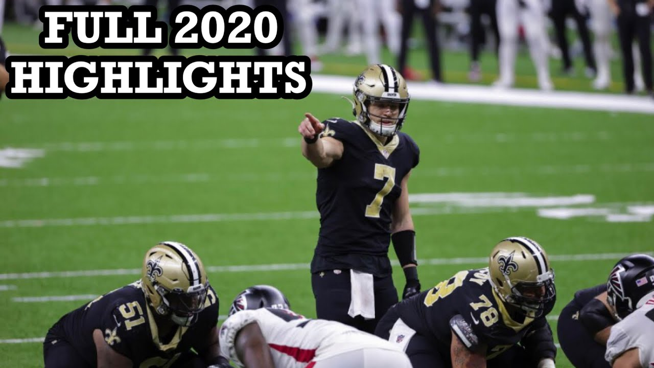 Taysom Hill FULL 2020 Season Highlights