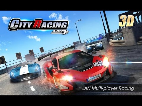 City Racing 3D Car Games - Racing Pretend play - Videos Games for Kids -Android - Street Racing