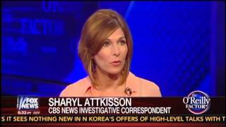 CBS' Sharyl Attkisson Opens Up About Hacking To O'Reilly, Says 'I Think I Know' Who Did It
