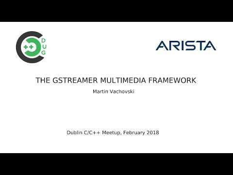 The GStreamer Multimedia Framework