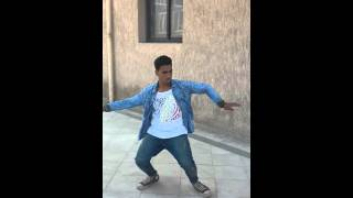 Sayed flex رقص بوبينج الأول  علي مصر 2015