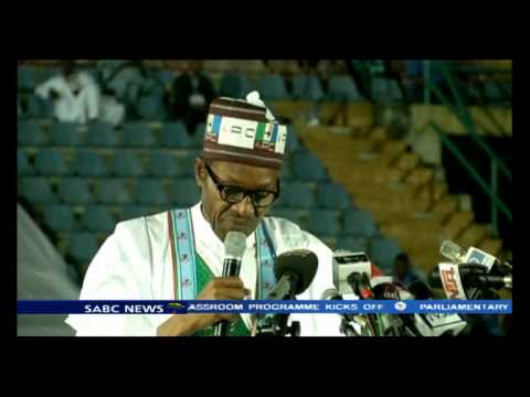 Buhari promised to get rid of corruption in Nigeria