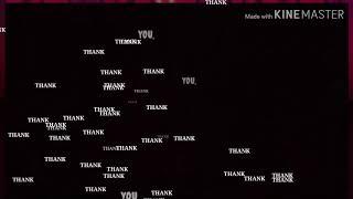 lyrics to thank you next video