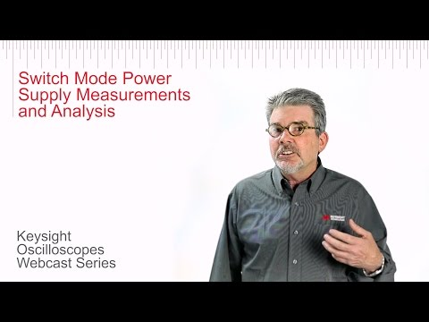 Switch Mode Power Supply Measurements and Analysis
