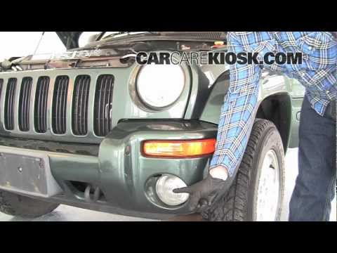 How to Preview: replace all lights includeing the headlight on a Jeep Liberty 2002