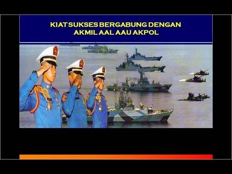 TEST MASUK AKADEMI TNI-POLRI( AKMIL AAU AAL AKPOL)  KIAT SUKSES