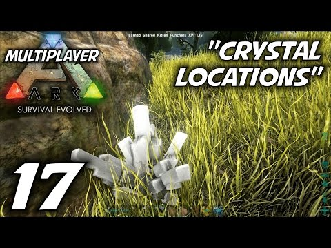 ARK Survival Evolved Multiplayer Gameplay / Let's Play (S-1) -Ep. 17-