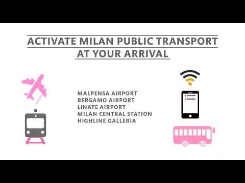 New MilanoCard APP - How does it work?