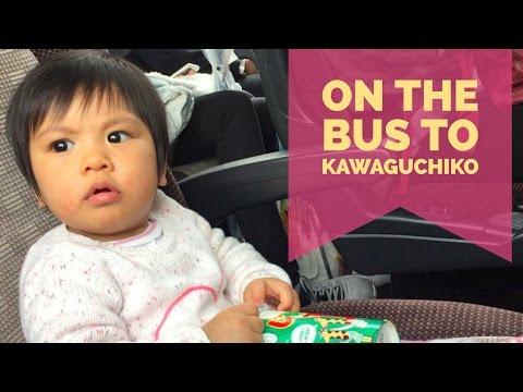 Melody on the Bus To Kawaguchiko [Japan Trip Bonus Footage]