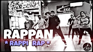 Rappan Rappi Rap - Mard Ko Dard Nahi Hota | Dance Fitness | High On Zumba