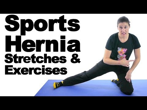 Sports Hernia Exercises & Stretches - Ask Doctor Jo