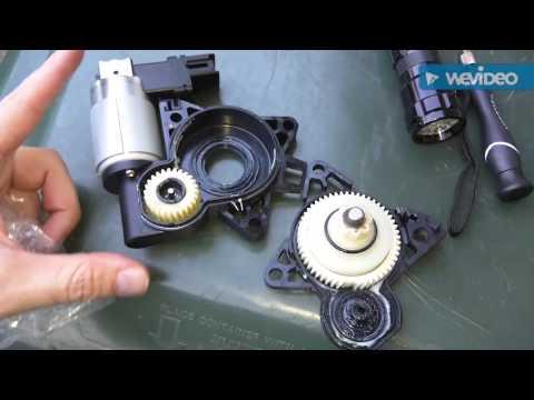 Mazda CX-9 Window Motor Fix