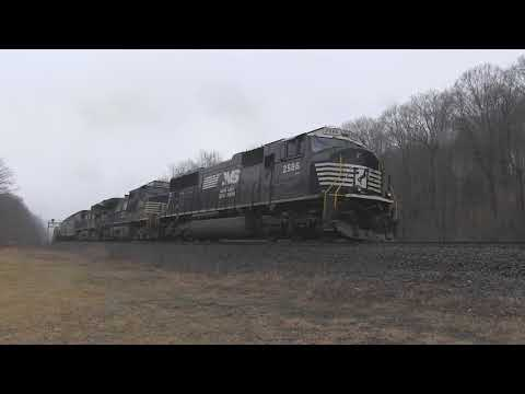 Lilly PA 01.20.17: Train Early, Changing To Drizzle Later