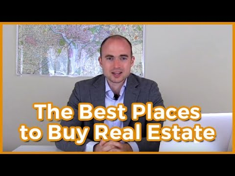 Where To Buy Real Estate If You Want Your Property Value To Increase
