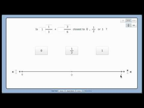 Estimating with Benchmark Fractions