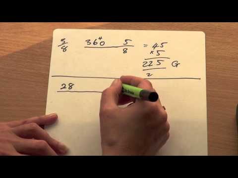 QTS Numeracy Skills Test - Mental Arithmetic Tips and Tricks