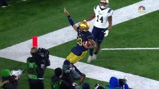 Navy vs. Notre Dame I EXTENDED HIGHLIGHTS
