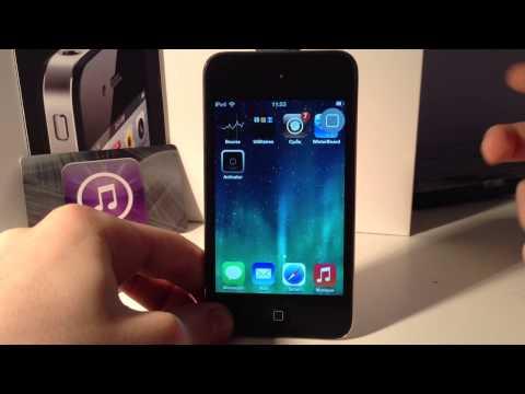 Apple | Tweak - Menu Button Emulator  [FR]