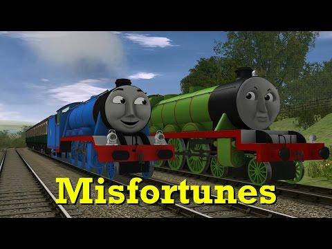 Thomas & Trainz: Misfortunes - PakVim net HD Vdieos Portal