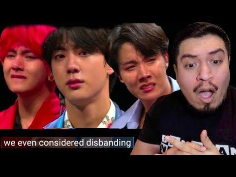 BTS ARTIST OF THE YEAR SPEECH REACTION | MAMA 2018 HONG KONG