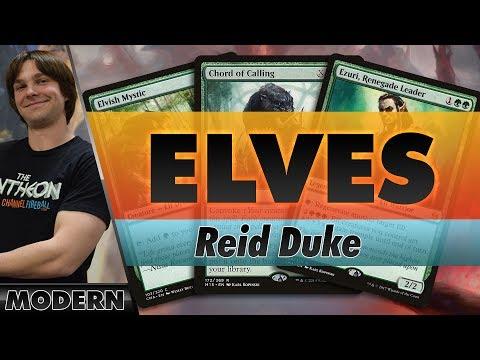 Elves - Modern | Channel Reid