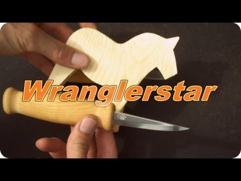 How To Carve A Wooden Spoon