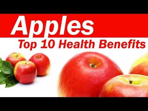 Top 10 Benefits of Apples - Amazing Health Benefits of Apples - Benefits of Eating Apple Daily