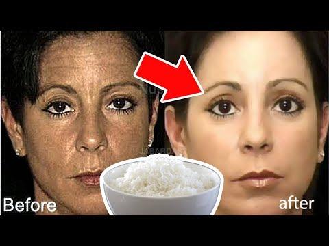 बचें हुए चावल से चेहरे की झुर्रियां करें दूर   Rice Facepack for Wrinkles   Rice Hack