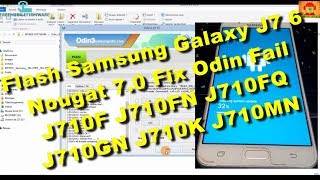 How to Update SM-J710F Nougat 7 0 Firmware 100% Tested ok