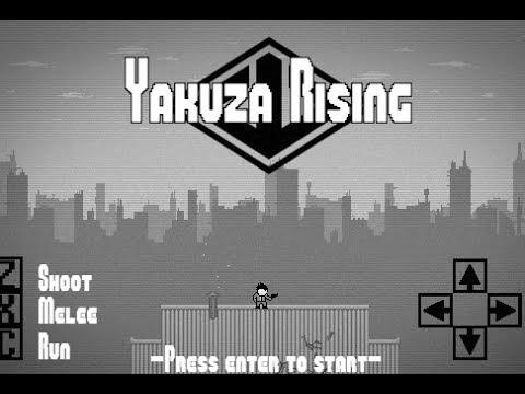 Yakuza Rising Level 1-11 Walkthrough