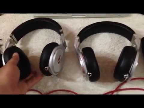 Fake Vs Real: Beats by Dr. Dre Pro