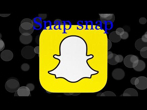 Snap Snap Snapchat no audio