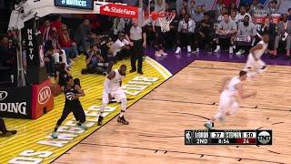2nd Quarter, One Box Video: Team Stephen vs. Team LeBron