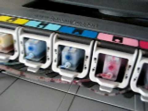 CISS for  HP Photosmart PS 8230 8238 8250 C5180