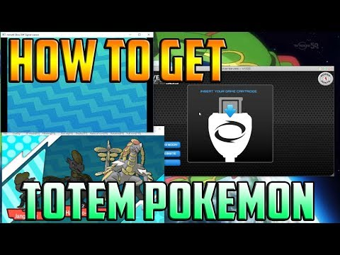Pokemon Ultra Sun & Ultra Moon: How To Get All Totem With PowerSaves