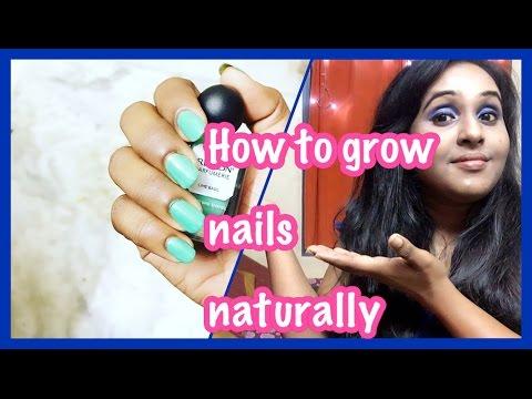 How to grow nails Long & Strong??  Nivi Mudaliar